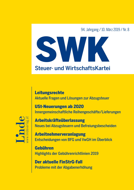 SWK 08/2019