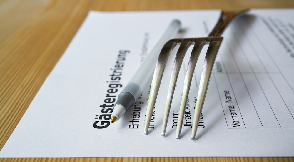 Wiener Registrierungspflicht in Gastronomiebetrieben laut DSB rechtswidrig