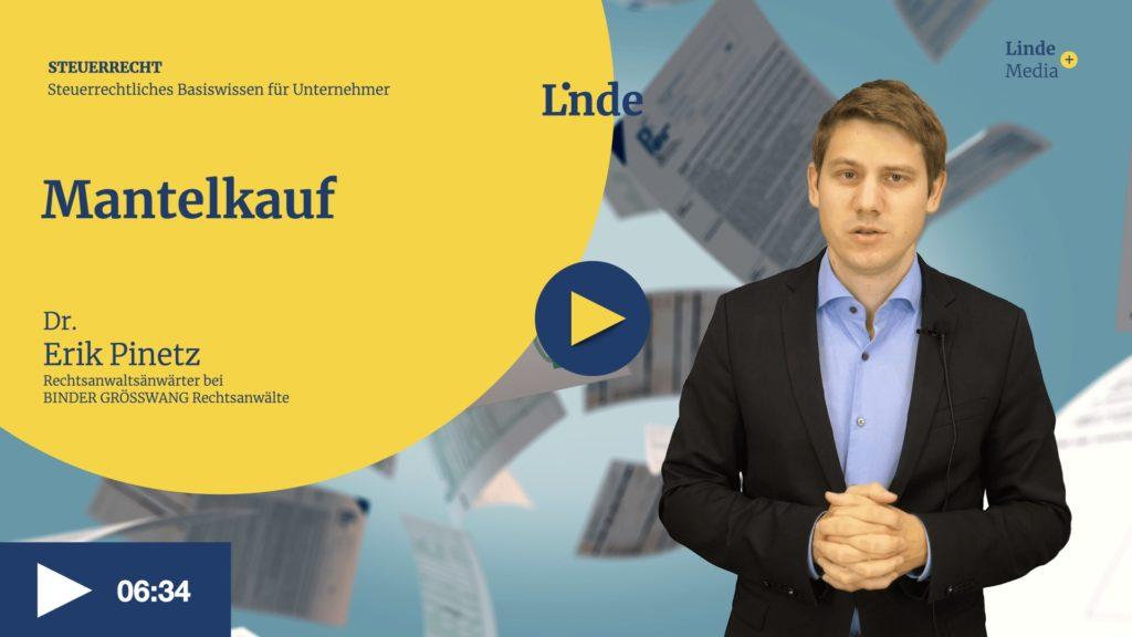 VIDEO: Mantelkauf