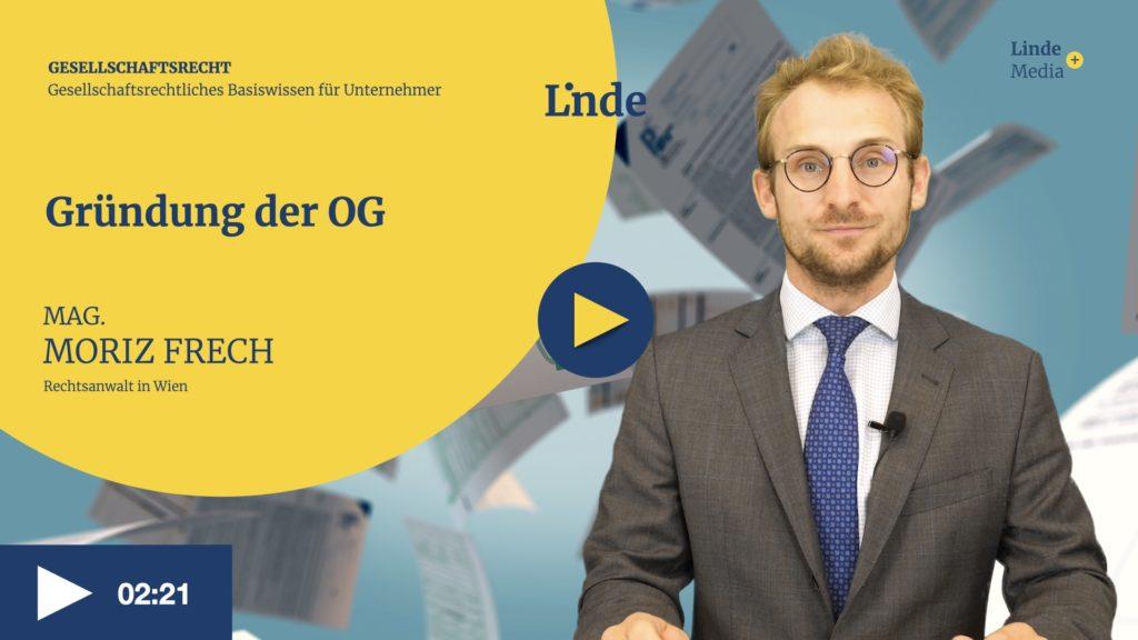 VIDEO: Gründung der OG